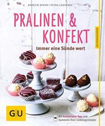 【ドイツ語のお菓子のレシピ本】Pralinen & Konfekt