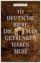 【ドイツ語のビール本】111 Deutsche Biere