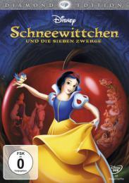【ドイツ語学習の教材に】白雪姫 | ドイツ語ディズニーアニメDVD