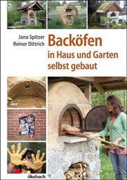 【ドイツ語の本】Backöfen in Haus und Garten selbst gebaut