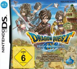 【ドイツ語版】ドラゴンクエスト9 | ドイツ語版DSゲーム