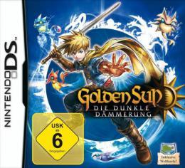 【ドイツ語版】黄金の太陽 漆黒なる夜明け | ドイツ語版DSゲーム