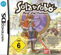 【ドイツ語版】Solatorobo(ソラトロボ) それからCODAへ | ドイツ語版DSゲーム
