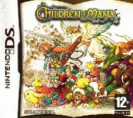 【ドイツ語版】聖剣伝説チルドレン オブ マナ | ドイツ語版DSゲーム