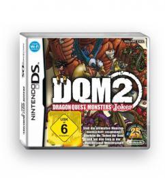 【ドイツ語版】ドラゴンクエストモンスターズ ジョーカー2 | ドイツ語版DSゲーム