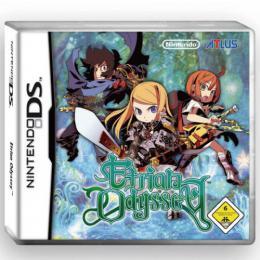【ドイツ語版】世界樹の迷宮 | ドイツ語版DSゲーム
