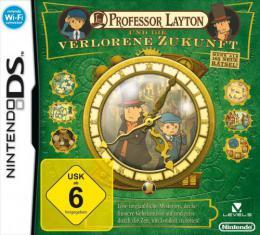 【ドイツ語版】レイトン教授と最後の時間旅行 | ドイツ語版DSゲーム