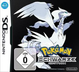 【ドイツ語版】ポケットモンスター ・ブラック| ドイツ語版DSゲーム