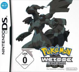 【ドイツ語版】ポケットモンスター ・ホワイト| ドイツ語版DSゲーム