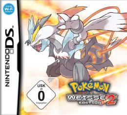 【ドイツ語版】ポケットモンスター・ホワイト2 | ドイツ語版DSゲーム