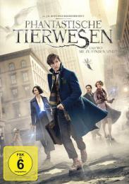 ドイツ語DVD ファンタスティック・ビーストと魔法使いの旅