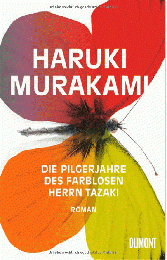 【ドイツ語版】色彩を持たない多崎つくると、彼の巡礼の年(村上春樹) |ドイツ語の本