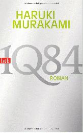 【ドイツ語版】1Q84 上巻(BOOK1,BOOK2) 村上春樹 |ドイツ語の本
