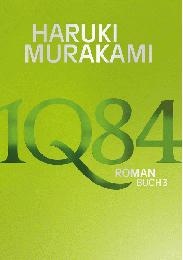 【ドイツ語版】1Q84 下巻(BOOK3) 村上春樹 |ドイツ語の本