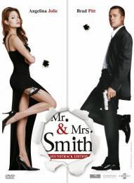 【ドイツ語学習の教材に】Mr.&Mrs. スミス |ドイツ語映画DVD