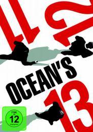 【ドイツ語学習の教材に】オーシャンズ11&12&13 セット |ドイツ語映画DVD