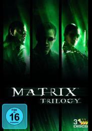 【ドイツ語学習の教材に】マトリックス1&2&3セット|ドイツ語映画DVD