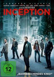 【ドイツ語学習の教材に】インセプション |ドイツ語映画DVD
