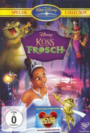 ドイツ語DVDプリンセスと魔法のキス