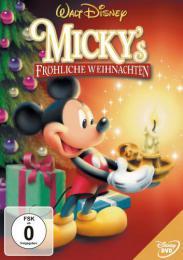 ドイツ語DVDミッキーのクリスマスの贈りもの
