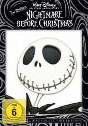 【ドイツ語学習の教材に】ナイトメア・ビフォア・クリスマス | ドイツ語ディズニーアニメDVD【中古】