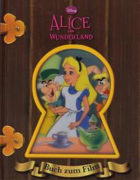 ディズニーの不思議の国のアリス