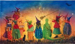 Merlind und die Walpurgisnacht