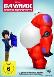 【ドイツ語学習の教材に】ベイマックス | ドイツ語ディズニーアニメDVD