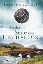 【ドイツ語の本 恋愛】An der Seite des Highlanders