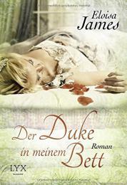【ドイツ語の本 恋愛】Der Duke in meinem Bett