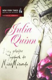 【ドイツ語の本 恋愛】Das geheime Tagebuch der Miss Miranda
