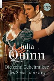 【ドイツ語の本 恋愛】Die zehn Geheimnisse des Sebastian Grey