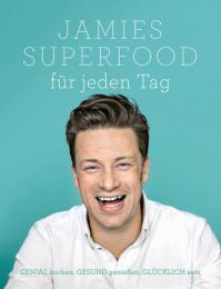 【ドイツ語の本】Jamies Superfood fuer jeden Tag