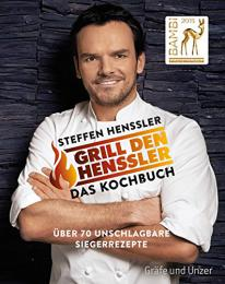 【ドイツ語の本】Grill den Henssler - Das Kochbuch