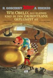 【ドイツ語のマンガ】Asterix: Wie Obelix als kleines Kind...