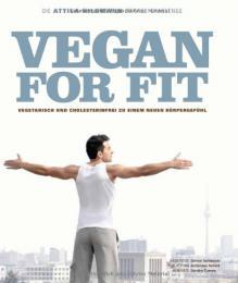【ドイツ語の本】Vegan for Fit. Die Attila Hildmann