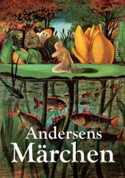 【ドイツ語の本】Andersens Märchen